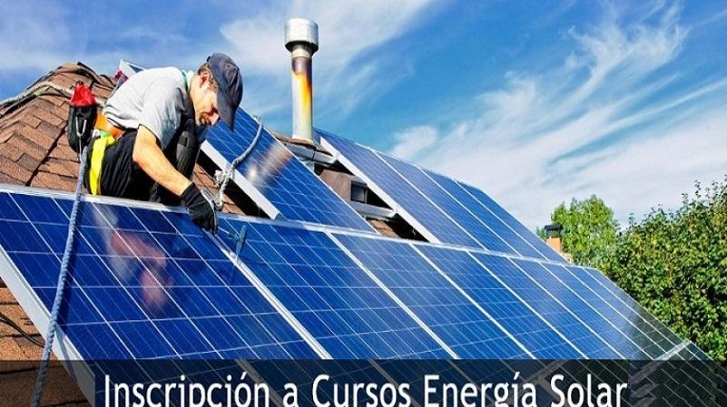 Capacitan gratuitamente para nuevos empleos en energías renovables