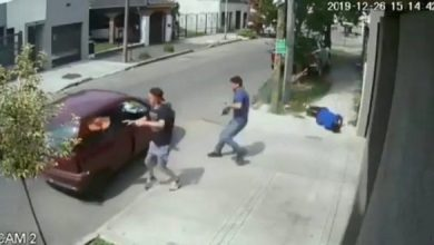 Photo of Detuvieron en Hurlingham a un sospechoso por el asalto a una vecina en Haedo, cuyo el video se volvió viral