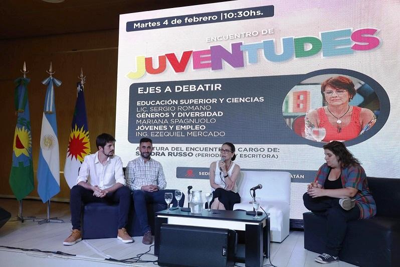 Se celebró el 1º Encuentro de Juventudes en La Matanza
