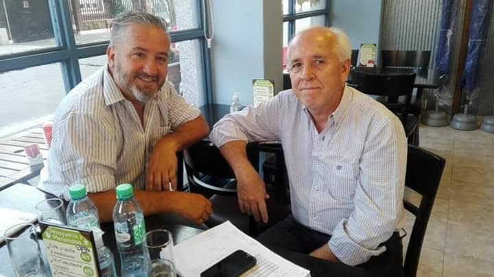 Tierra arrasada: Santín estará en La Matanza y hablará con municipales