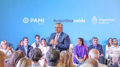 Photo of Alberto Fernández se refirió al paro del campo