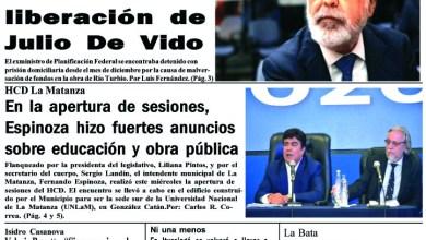 Photo of #Buen ViernesLeé la edición impresa de Diario NCO del 06-03-2020