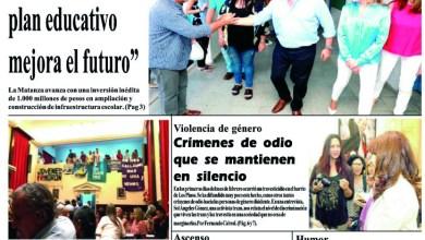 Photo of #Buen Lunes Leé la edición impresa de Diario NCO del 02-03-2020