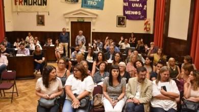 Photo of El Concejo de Morón creó la Dirección de Género, repudió agravios de Tagliaferro y Lucas Ghi inaugurará las sesiones