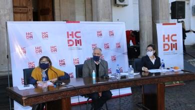 Photo of HCD Morón: sesión al aire libre en Morón