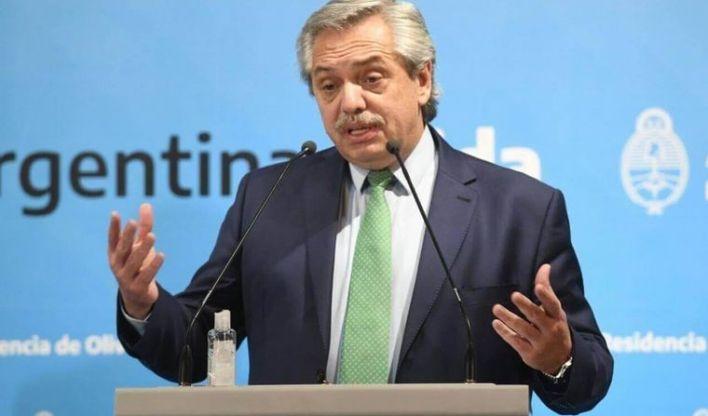 Fernández anunciará esta noche la extensión de la cuarentena