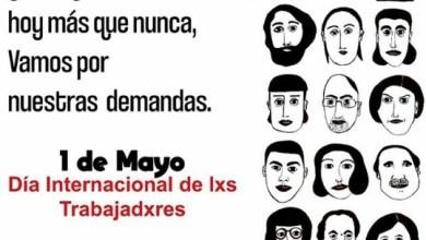 """Photo of Melania Buero: """"Nuestros compañeres están acudiendo a bolsones alimentarios para sobrevivir"""""""