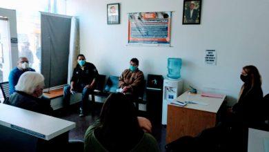 Photo of Reunión entre representantes gremiales de trabajadores de la Empresa Grafica BELCAR y autoridades municipales
