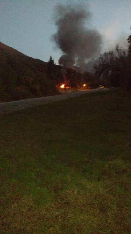 El día 21 de mayo se sucedió un ataque con armas de fuego a la comunidad Winkul Mapu