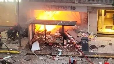 Photo of Tragedia en Villa Crespo: dos bomberos muertos y 15 heridos tras la explosión de una perfumería