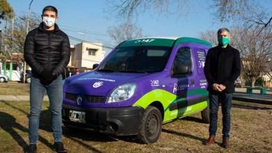 Photo of Camioneta destinada exclusivamente a la lucha contra la violencia de género