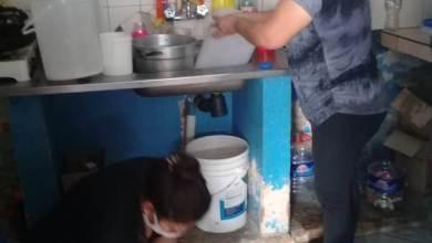 Photo of Siguen los problemas con el suministro de agua en el barrio Las Casitas