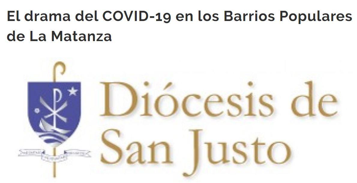 Duro documento de la Diócesis de San Justo a las autoridades municipales por el manejo de la pandemia