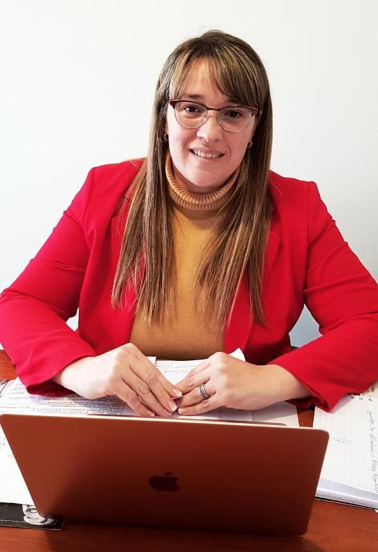 """María Laura Ramírez: """"El plasma es un constructor de vidas donde faltaban esperanzas"""""""