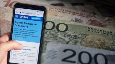 Photo of Tercer pago del Ingreso Familiar de Emergencia