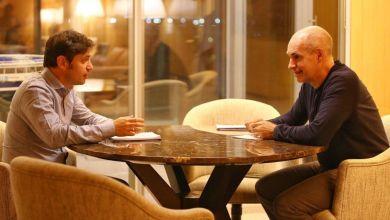 Photo of El gobernador Axel Kicillof se reunirá con Rodríguez Larreta
