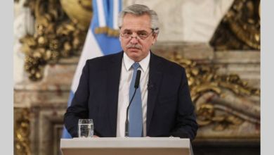 """Photo of Alberto Fernández: """"Busco hacer la república que todos reclaman, pero algunos humillaron"""""""