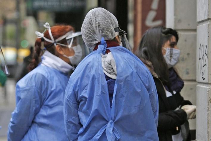 Coronavirus en Argentina: casos en Hurlingham, Buenos Aires al 25 de agosto