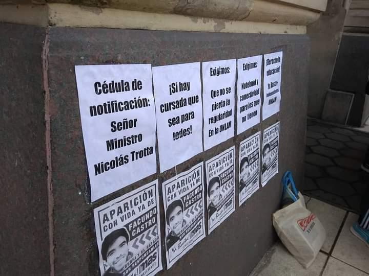 Cursada online: petitorio frente al Ministerio de Educación por falta de tecnología