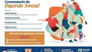 Photo of Conversatorio de Deporte Social