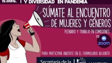 Photo of Encuentro de mujeres y disidencias del Suteba La Matanza