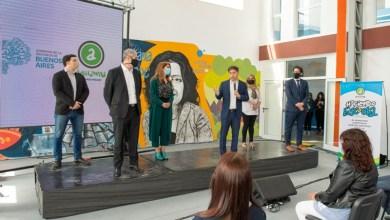 Photo of Kicillof, Trotta y Ferraresi inauguraron el edificio de la escuela primaria provincial N°31