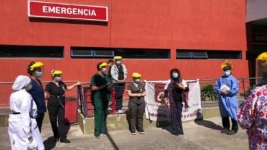 Photo of Isidro Casanova: los profesionales de salud del Hospital Paroissien piden que se les escuche
