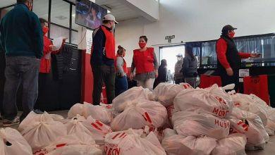 Photo of El Municipio entregó más de 2 mil bolsones de alimentos