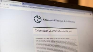 Photo of La UNLaM continúa ofreciendo cursos de orientación vocacional
