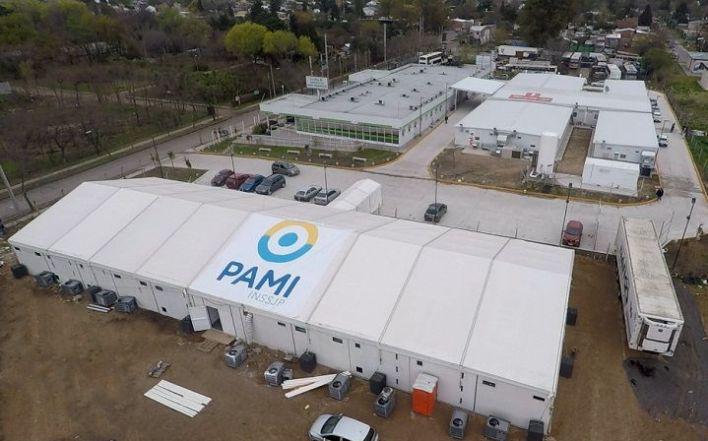 Hurlingham   PAMI abre un nuevo centro de salud para atender pacientes con Covid-19