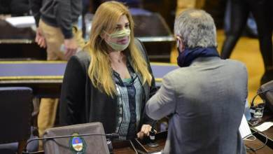 "Photo of Sandra Paris: ""Quien llegue a ser juez que sea por capacidad y no por amiguismo político"""