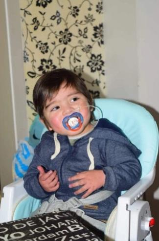 Gran noticia: llegó el corazón para Tomy, un bebé de Catamarca que necesitaba un trasplante urgente