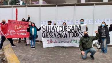 Photo of Gracias a la lucha estudiantil, alumnos de la UNLaM no perderán la regularidad
