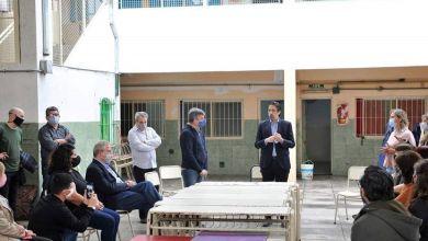 Photo of Hurlingham | Zabaleta y Trotta firman convenios para reformas en las escuelas del distrito