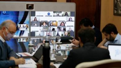 Photo of Kicillof se reunió con especialistas e intendentes para analizar la situación epidemiológica de la Provincia