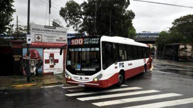 Photo of Hablo el chofer del colectivo asaltado en Belgrano