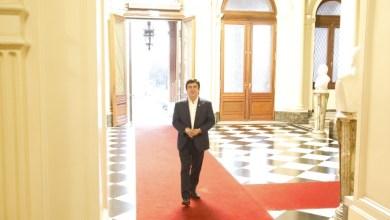 Photo of Espinoza se reunió con Cafiero para coordinar obras del desarrollo estratégico de La Matanza
