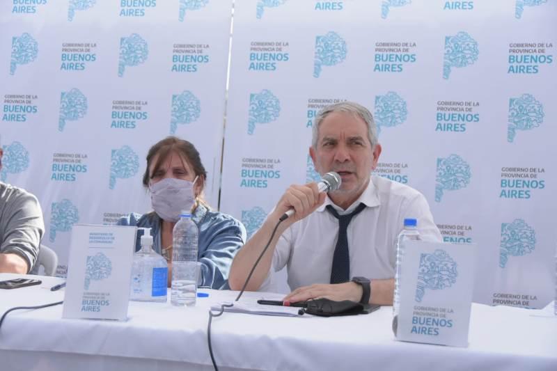"""Estela Díaz: """"Hay un Estado que está dando respuestas de manera integral"""""""