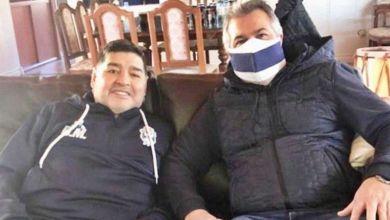 """Photo of """"Gimnasia le da mucho a Diego y Diego le da mucho a Gimnasia"""""""