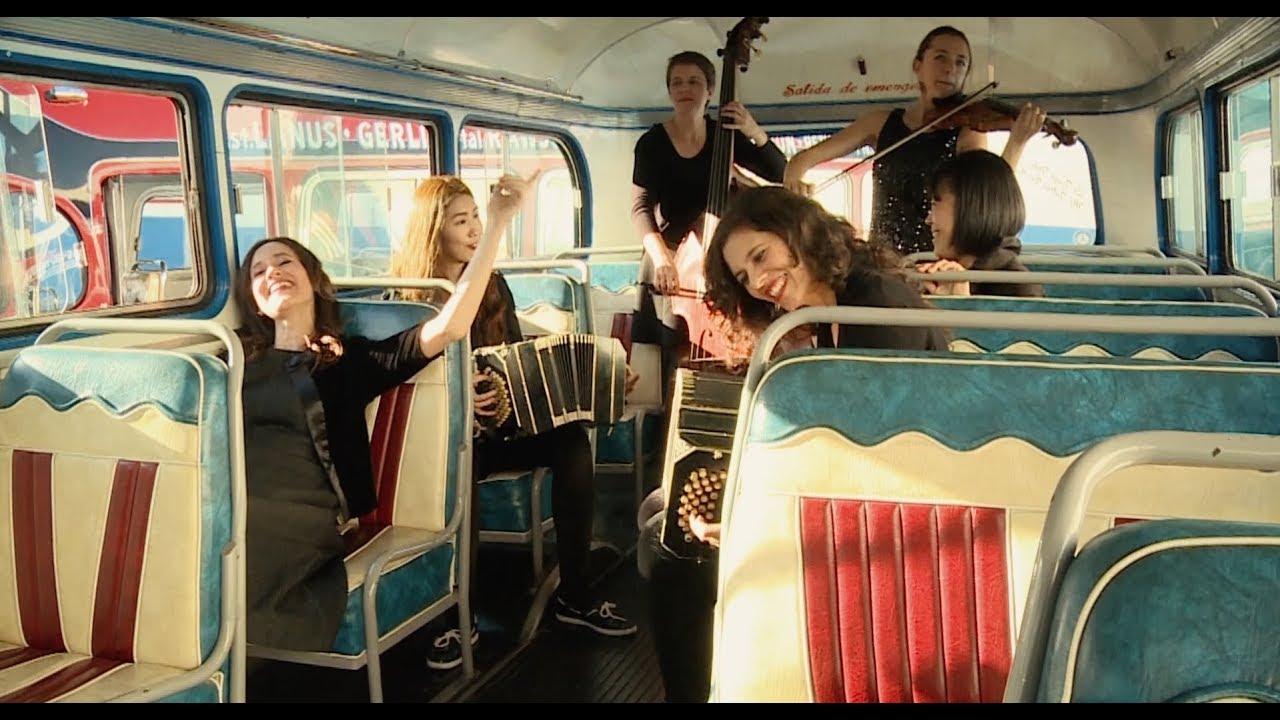 Sciammarella Tango, una orquesta de tango de mujeres que está dando que hablar