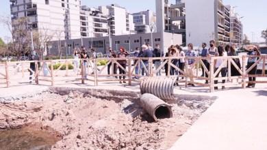 Photo of Legisladores del Frente de Todos recorrieron el barrio Olímpico
