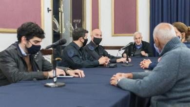 Photo of Iron Mountain: el Ministerio de Seguridad de la Nación, la Policía Federal Argentina y legisladores porteños del FdT recibieron a familiares