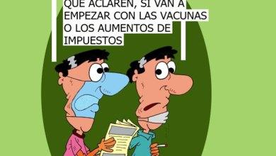 Photo of #BuenLunes Humor en Diario NCO 30-11-2020