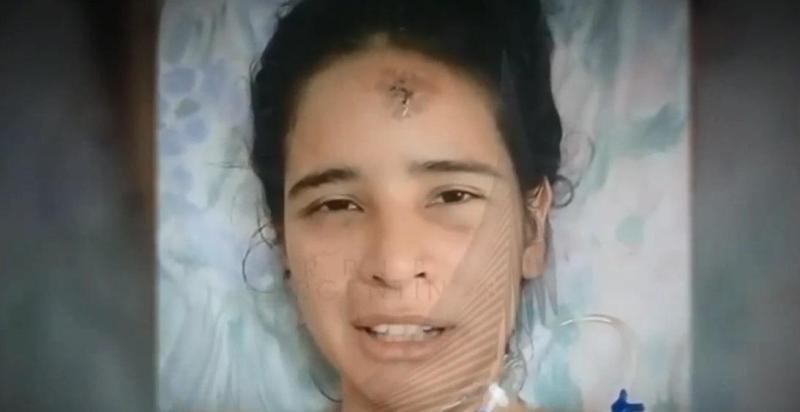 A un mes del asalto, habló Brenda, la chica arrastrada por motochorros en Moreno