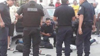 Photo of Tres detenidos, tras una persecución policial en Morón: La banda cometía su raid en un auto con pedido de captura