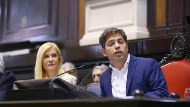 Photo of Kicillof participó junto al Presidente de la inauguración de una nueva central térmica de YPF