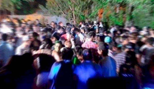 Municipio de Morón clausuró fiesta clandestina en Haedo