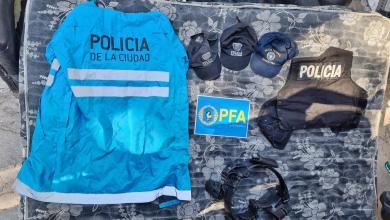 Photo of La PFA desbarató una organización que robaba simulando ser efectivos policiales