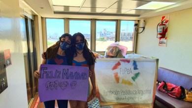 Photo of FuPeA realizó la entrega de regalos a los pacientes del Hospital de Pediatría Garrahan