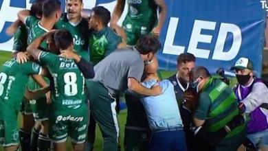 Photo of Sarmiento retornó a Primera División tras derrotar en los penales a Estudiantes de Río Cuarto